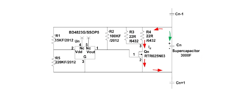 Development of Super-capacitor Battery Charger System based